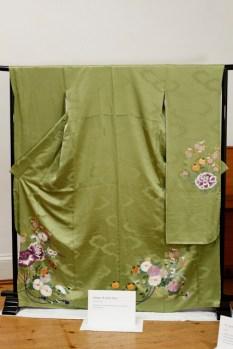 Early Ferns Kimono