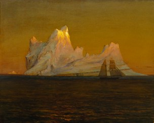 The Iceberg, about 1875