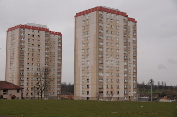TER Moredun flats