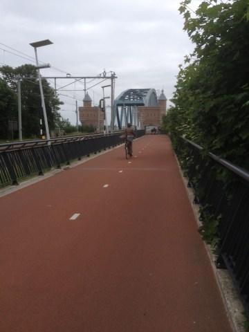 JO Bridge at Nijmegen