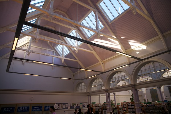 McDonald Road Library 7