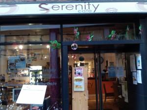 Serenity Cafe, Holyrood