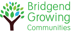 Bridgend Growing Communties logo