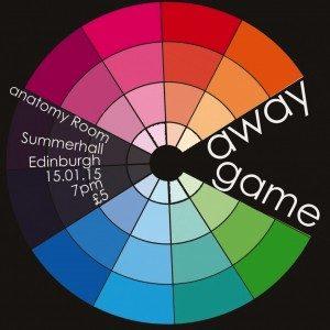 away game poster