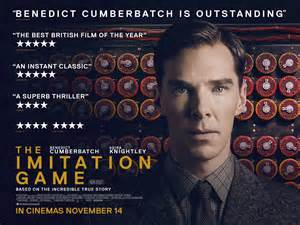 imitation game poster