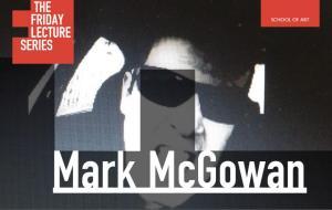 mark mcgowan - eca friday lecture series 17th Jan 2015