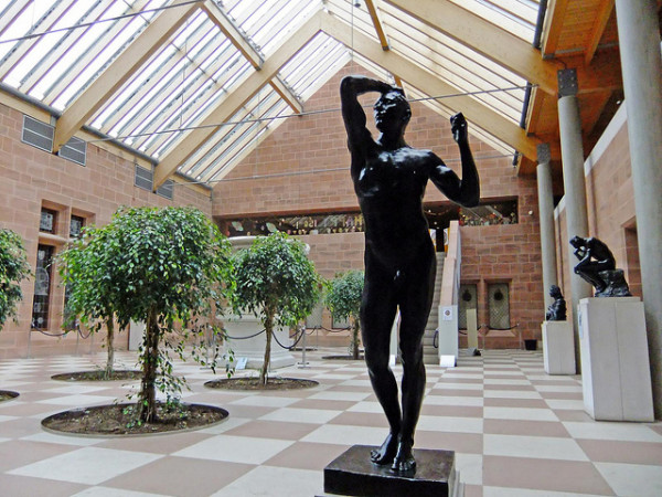 Rodin - The Age of Bronze: Burrell Collection