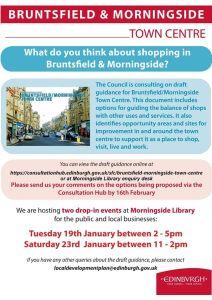 bruntsfield and morningside consultation