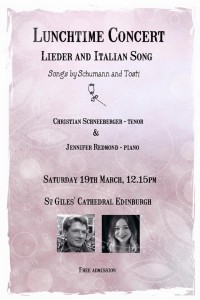 italian lieder at st giles
