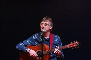 bob wood at leith folk club