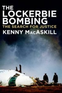 kenny mcaskill the lockerbie bombing - blackwell's