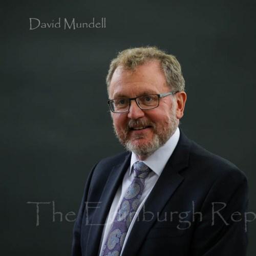 David Mundell at Edinburgh International Book Festival ©2017 John Preece
