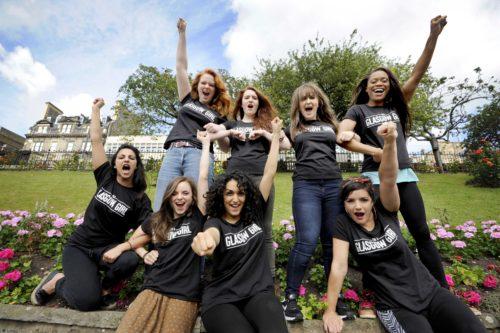 FREE Glasgow Girls at Edinburgh Fringe 02