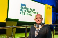 Lord Provost Frank Ross