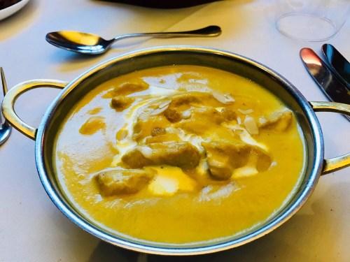 Food at Radhuni