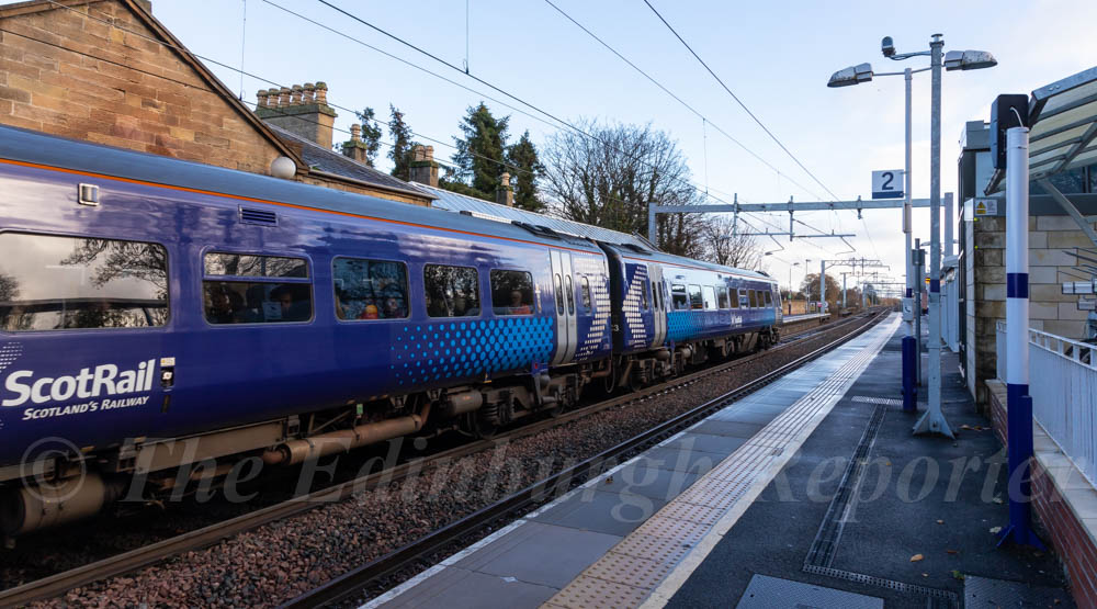 ScotRail adds Extra Carriages for Scotland v South Africa