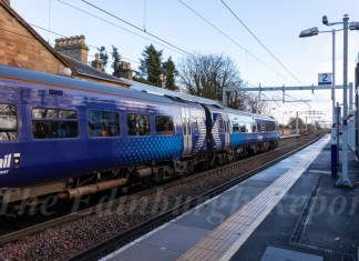 Scotrail adding more carriages for Scotland v South Africa