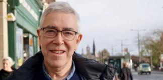 Headshot of author Robert Philip