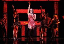 Alexandra Burke, star of The Bodyguard, the smash hit musical which is coming to Edinburgh next summer.