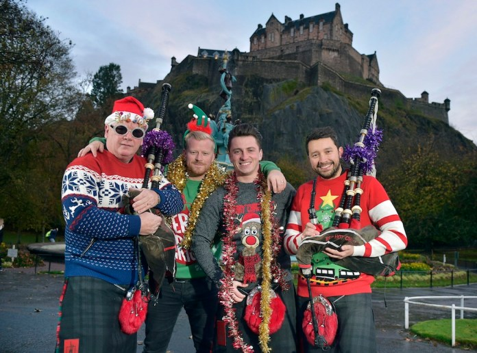 Christmas Jumper Day 2019 Uk.Put On Your Christmas Jumper For Charity The Edinburgh