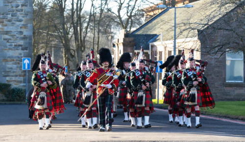Regimental Pipe Band