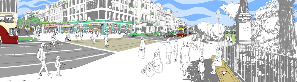 City centre ready for transformation