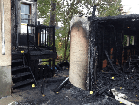 Dealing with a fire at your rental property - another one of my landlords nightmares