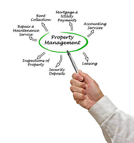self managing your property