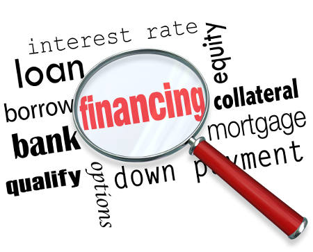 financing strategy for rental properties
