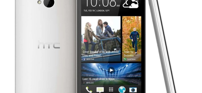 HTC One wins EISA Award