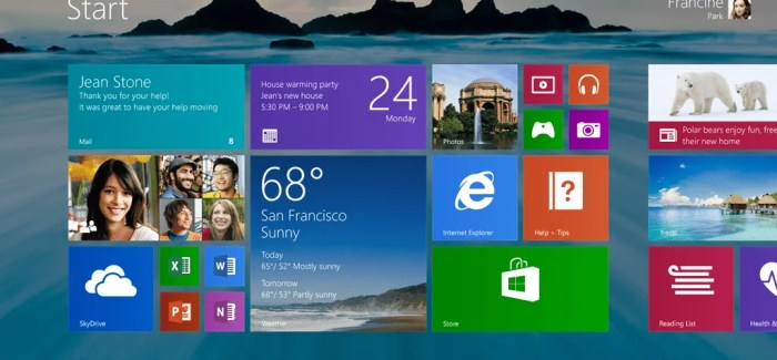 Windows 8.1 Preview – Many Small Changes Can Make a Big Difference