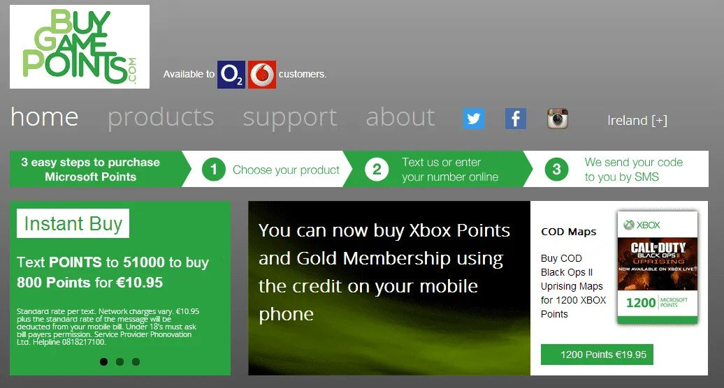 You Can Now Buy Xbox Live Points Right On Your Phone