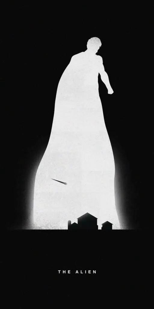Superman-The Alien
