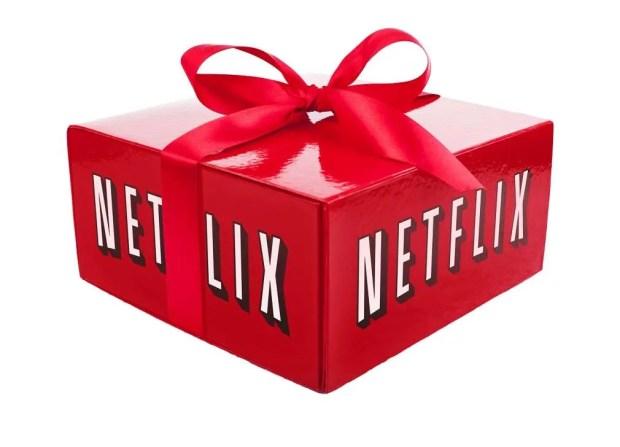 Netflix Gift Box