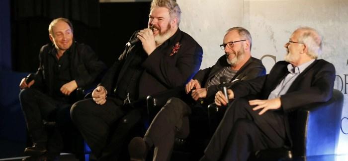 Game of Thrones' cast speak about Season 4 at the Irish Premiere