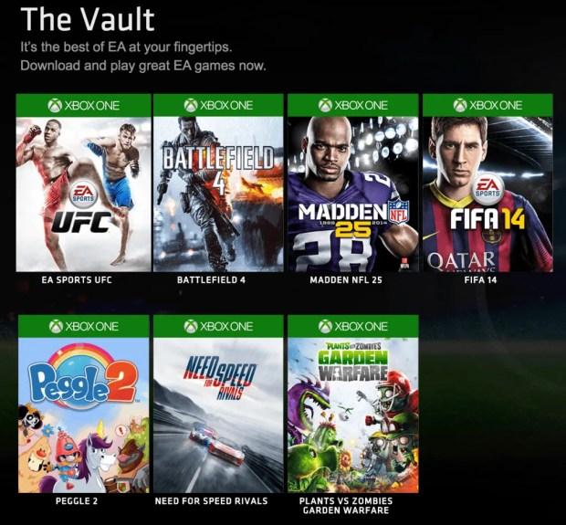 EA Access January 2015