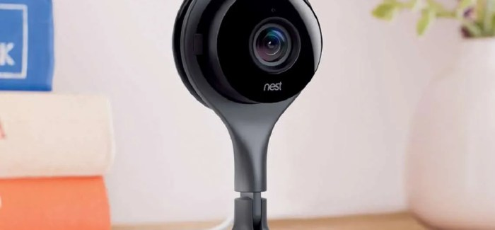 Nest Introduces Nest Cam & Refreshes Entire Product Line