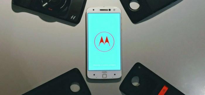 REVIEW: Lenovo Moto Z & Moto Mods