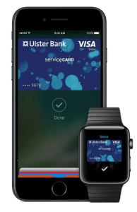 Apple Pay UlsterBank