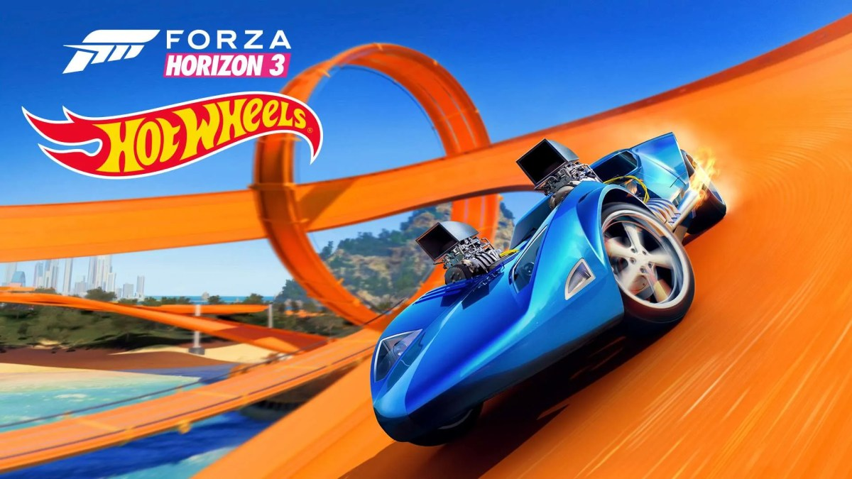 REVIEW: Forza Horizon 3 Hot Wheels