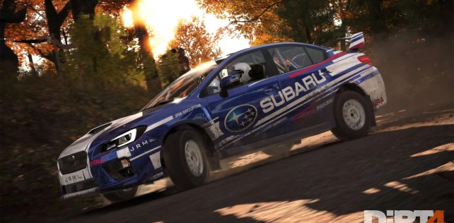 REVIEW: DiRT 4