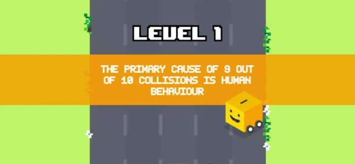 8-BIT Game from BoxyMo.ie aims to highlight road safety messages amongst young Irish drivers