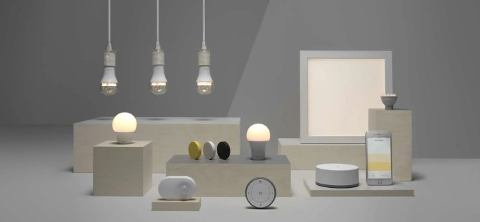 Alexa, HomeKit now have support for IKEA's TRÅDFRI smart lights