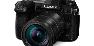 Panasonic Announce New LUMIX G9 With 80MP High Resolution Mode