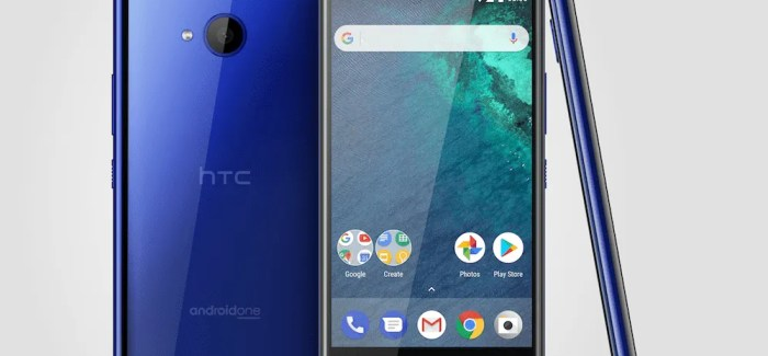 HTC Ireland announce the HTC U11 life