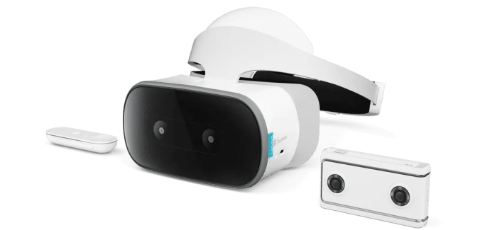 Lenovo Announces Mirage Solo Standalone VR Headset, Mirage VR180 Camera and Smart Display with Google Assistant Built In