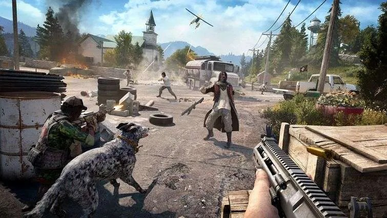 WATCH: Brand new Far Cry 5 Trailer showcasing more of what the game has to offer