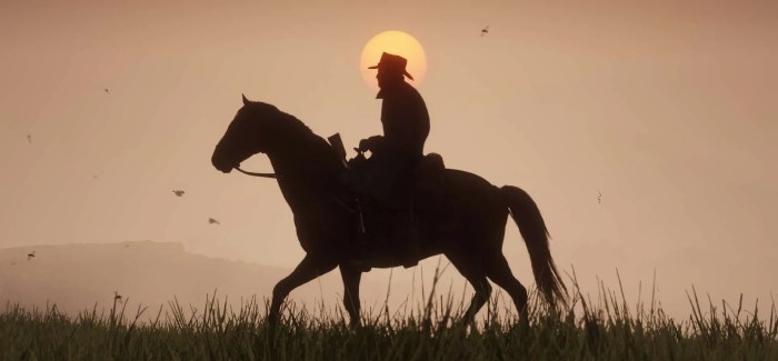 Red Dead Redemption 2 launching October 26th