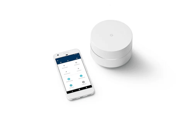 Google Wifi Ireland Router and App