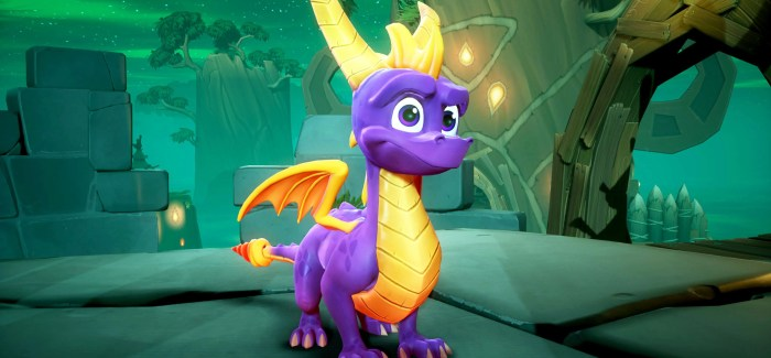 Spyro the Dragon is back: Landing September 21st 2018